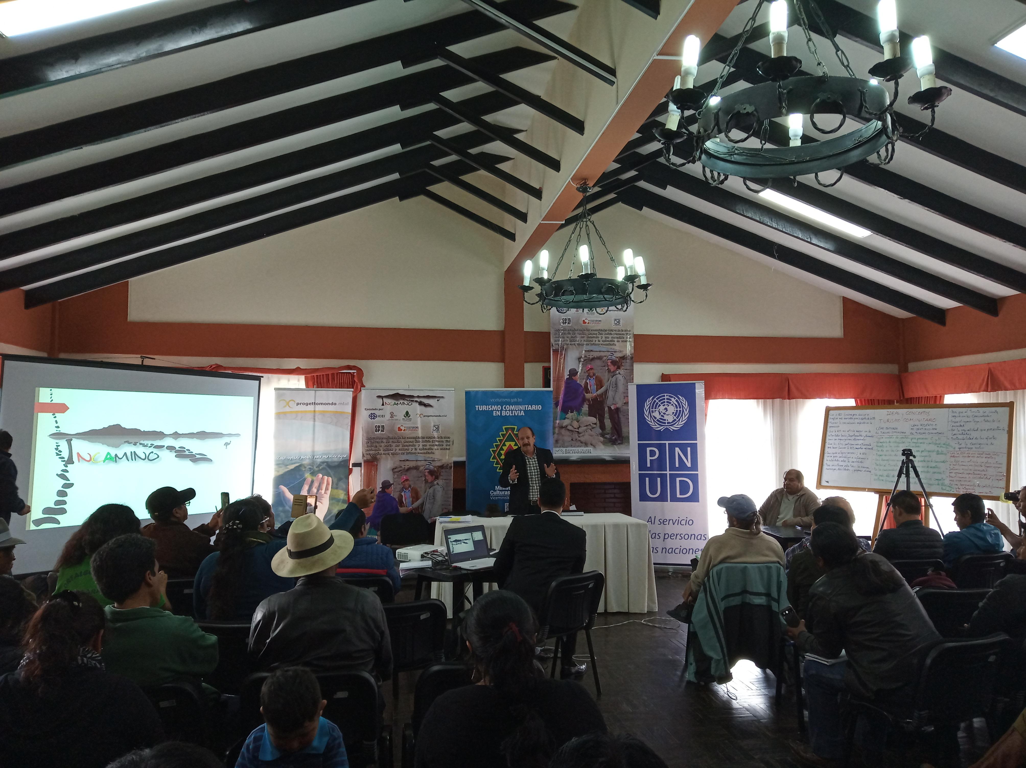 Lee más sobre el artículo Turismo Comunitario: taller de Planificación Participativa