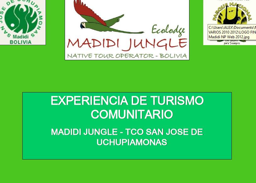 Lee más sobre el artículo Experiencia de turismo comunitario Madidi Jungle – TCO San Josè de Uchupiamonas