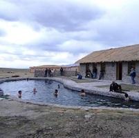 Baños termales de Manasaya / Bolivia