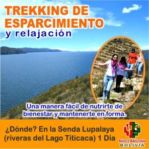 Origins Bolivia Explorer: Tour SENDA LUPALAYA – Trekking de Esparcimiento y Relajación