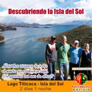 Origins Bolivia Explorer: Tour descubriendo la ISLA DEL SOL