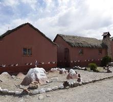 Albergue Eco- turístico comunitario Tomarapi / Bolivia