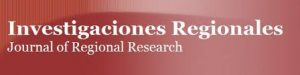 Journal of Regional Research-Investigaciones Regionales: TOURISM COMPETITIVENESS IN THE DIGITAL ECONOMY