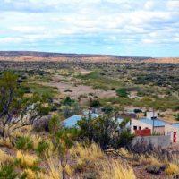 Turismo Rural Comunitario / Aldeas Escolares Meseta Pcia. del Chubut, Argentina