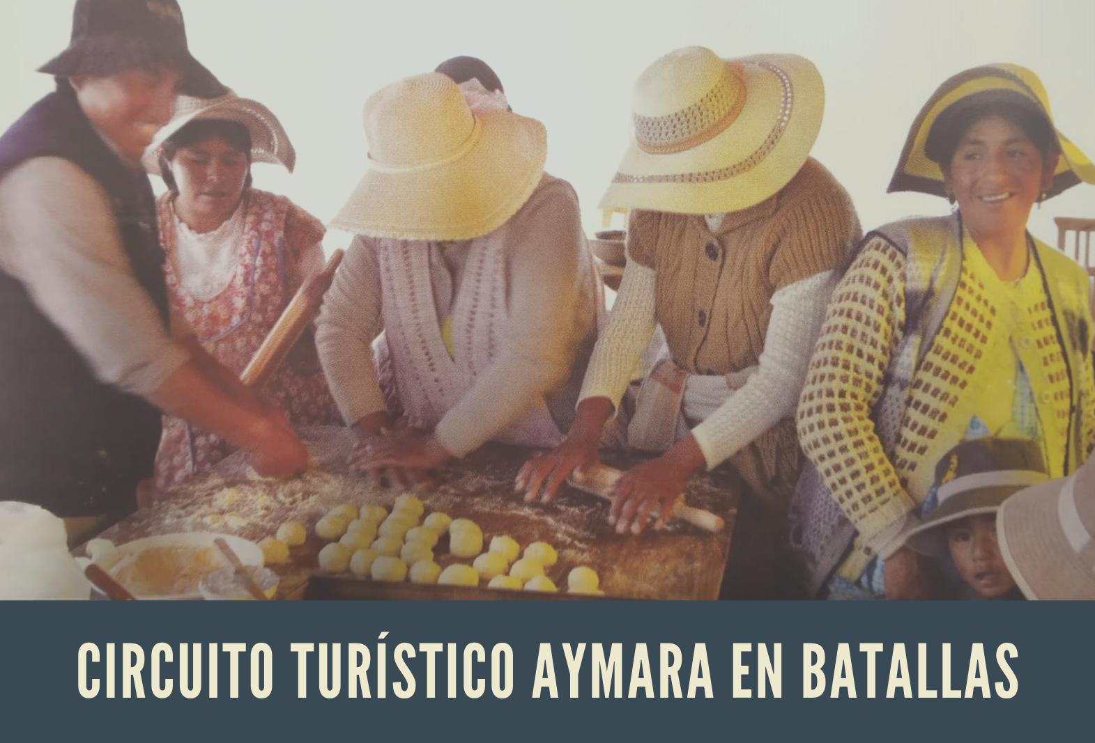 Circuito Turístico Aymara en Batallas – En la ruta sagrada del Lago Titicaca (1 dia)