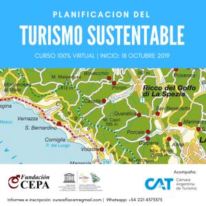 Curso virtual: Planificación del Turismo Sustentable